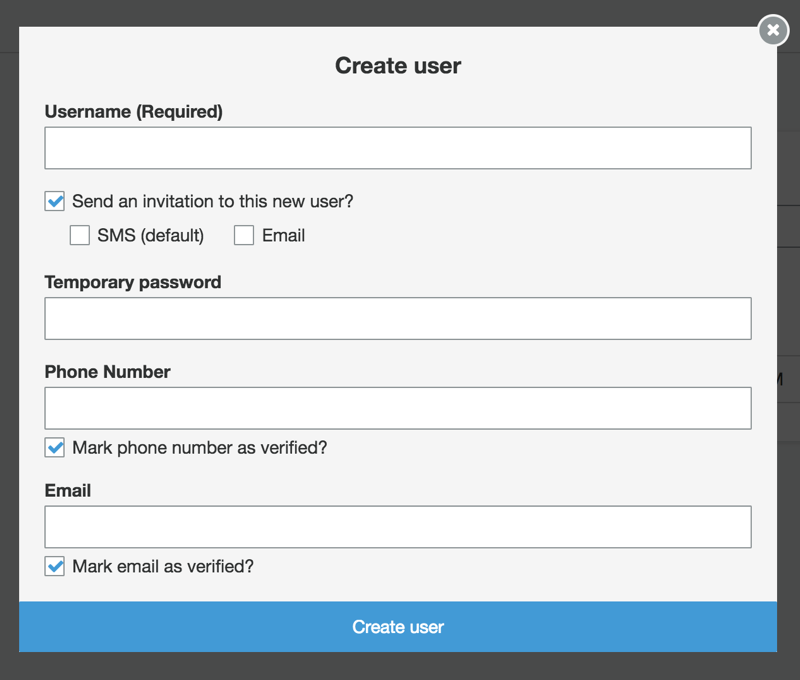 An Introduction to Amazon Cognito User Pools | Shikisoft Blog